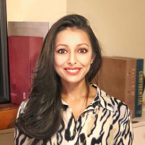 Nisha Desai Entre Event Startup Pitch Night 2019 NYC