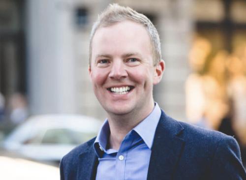 John Furneaux CEO Hive Entre Event