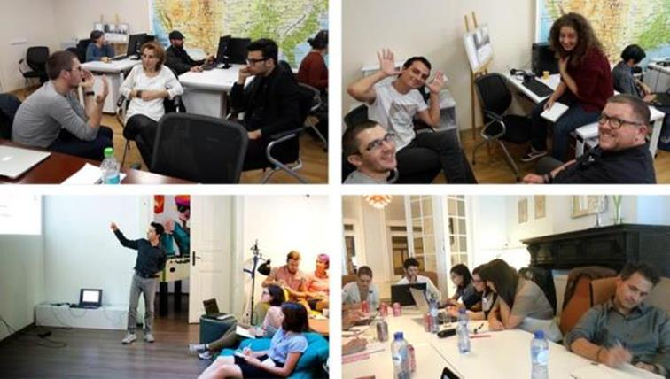 Pics from Different workshops all-over the world
