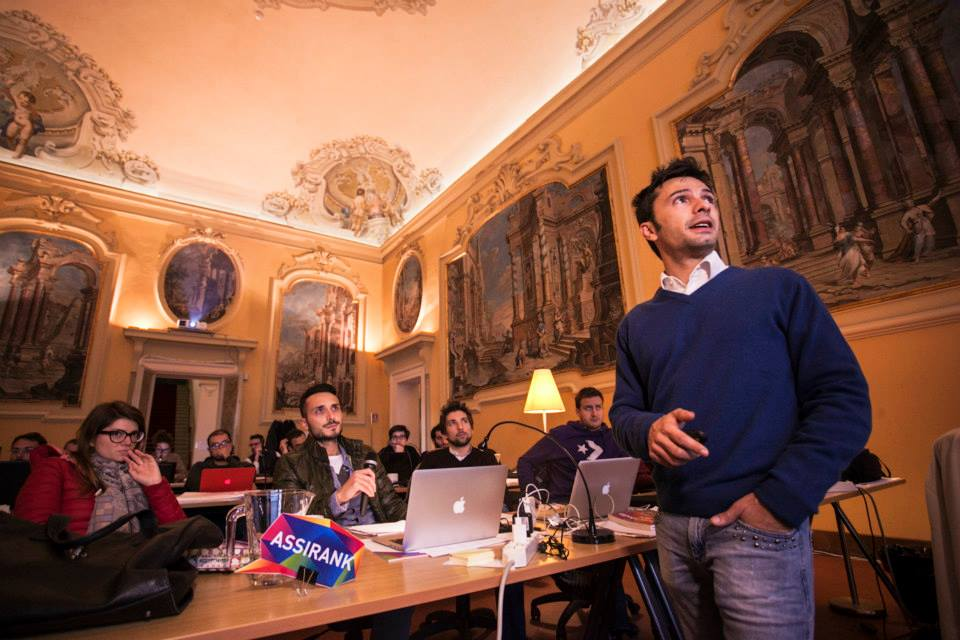 Workshop on Social Lean Startup at the Unipol Ideas Accelerator [Italy]
