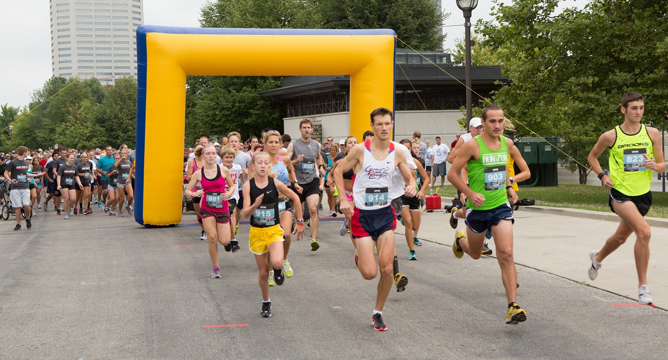 2012 SIDS 5k runners