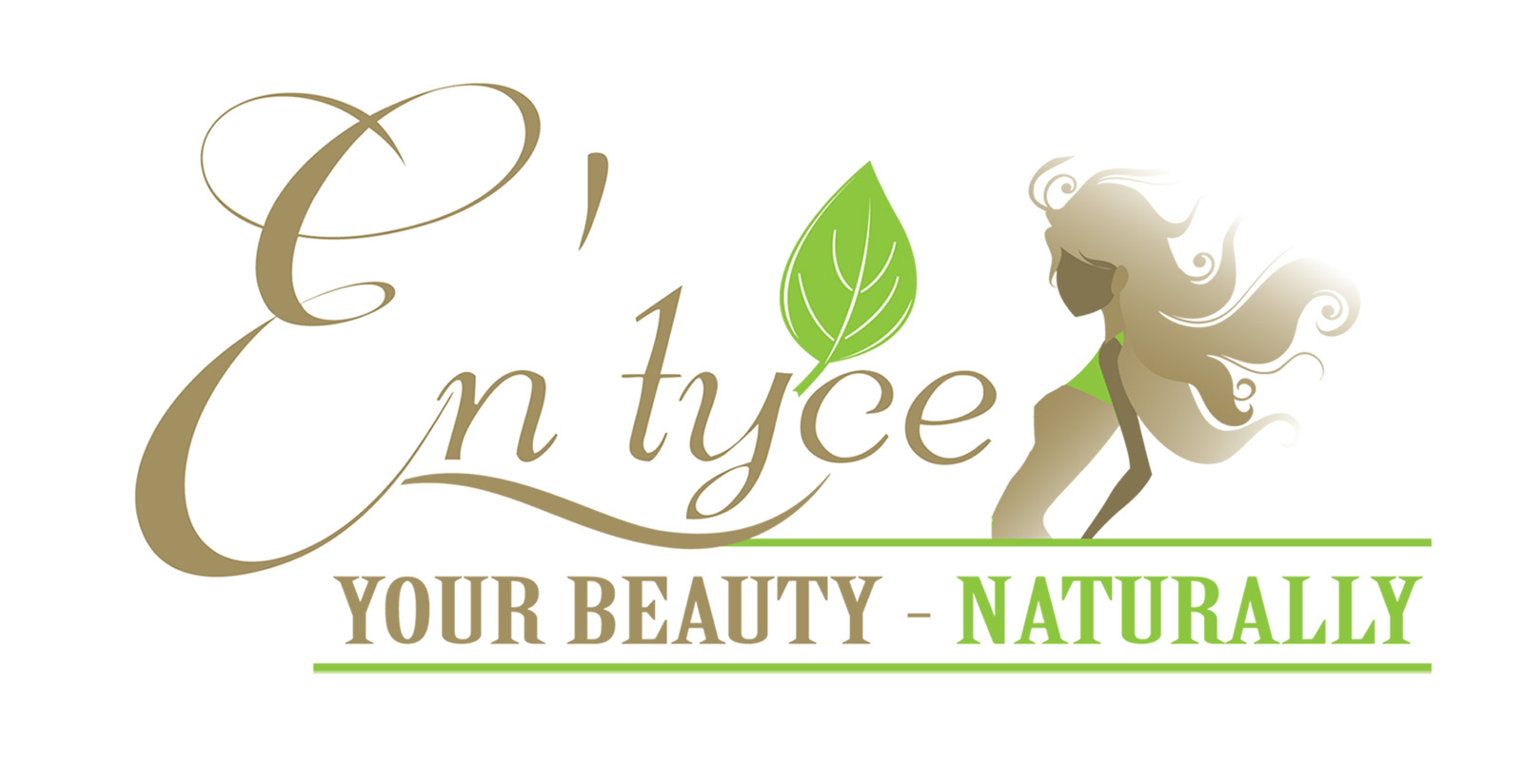 En'tyce Your Beauty - Naturally Logo