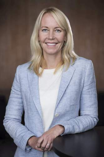 Kathrine Löfberg, Chair of Löfbergs, Sweden