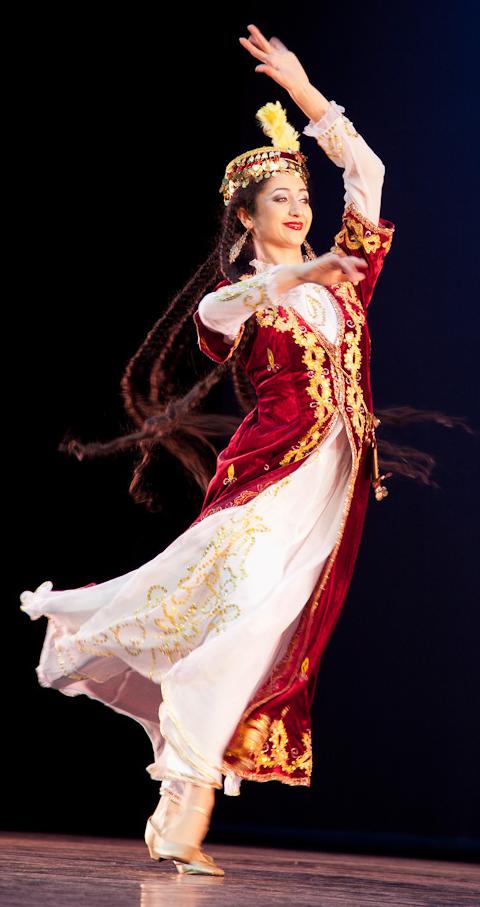 Mariam Gaibova - Ballet Afsaneh