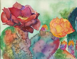 Watercolor Workshops for all skill levels with Phyllis Gubin...