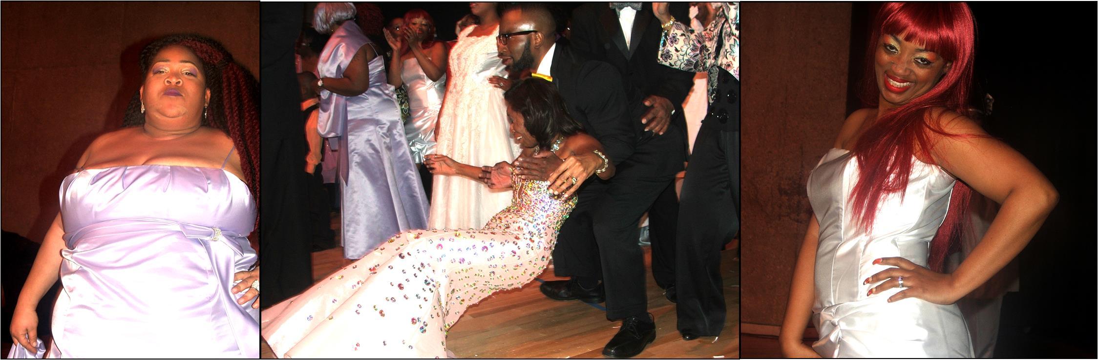 My Big Phat Ghetto FABULE$$ Wedding Performance Photos