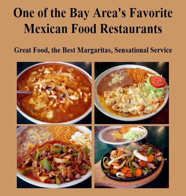 One of the Bay Area's favorite mexican Food Restaurants