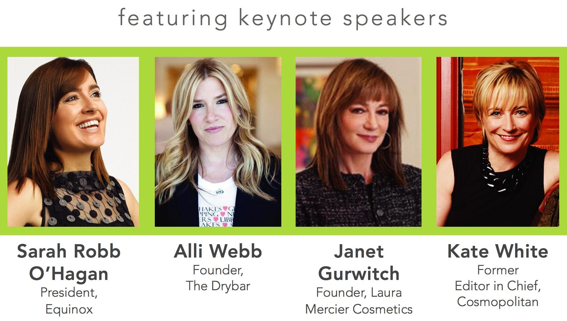 GWWIB Conference Keynote Speakers
