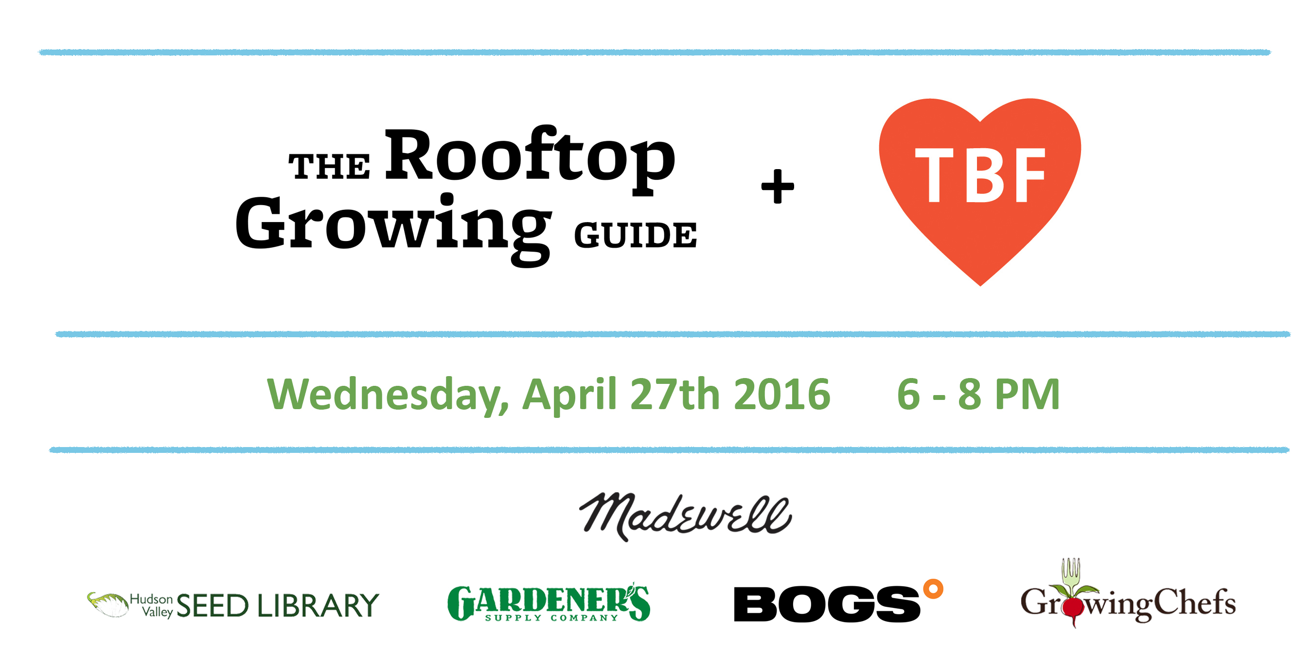 The Bachelor Farmer and the Rooftop Growing Guide
