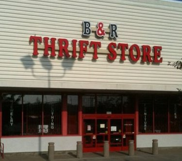B and R Thrift Store