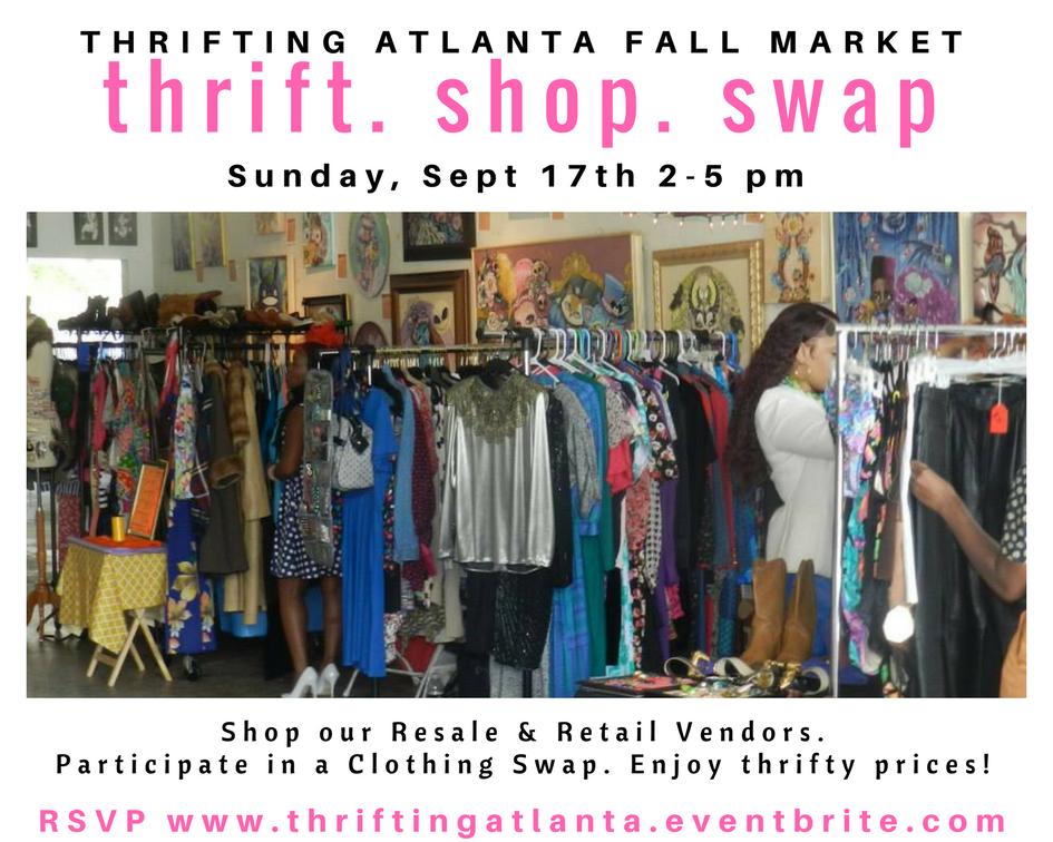 thrifting atlanta market