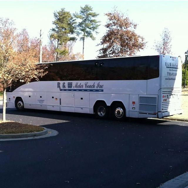 Atlanta Tours Bus Stops