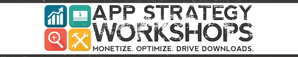 App Strategy Workshops