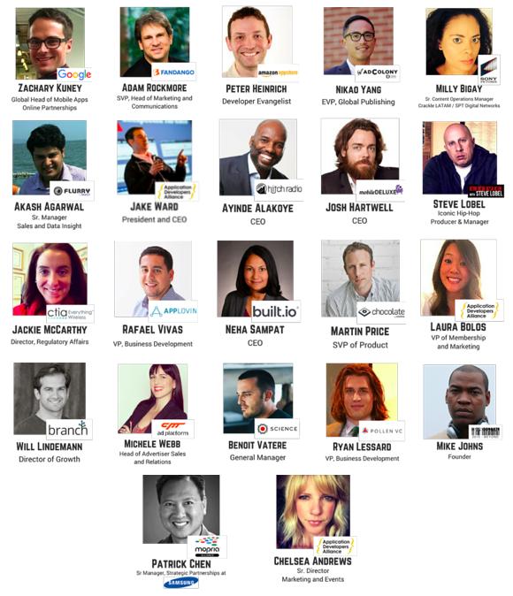 LA ASW Speakers
