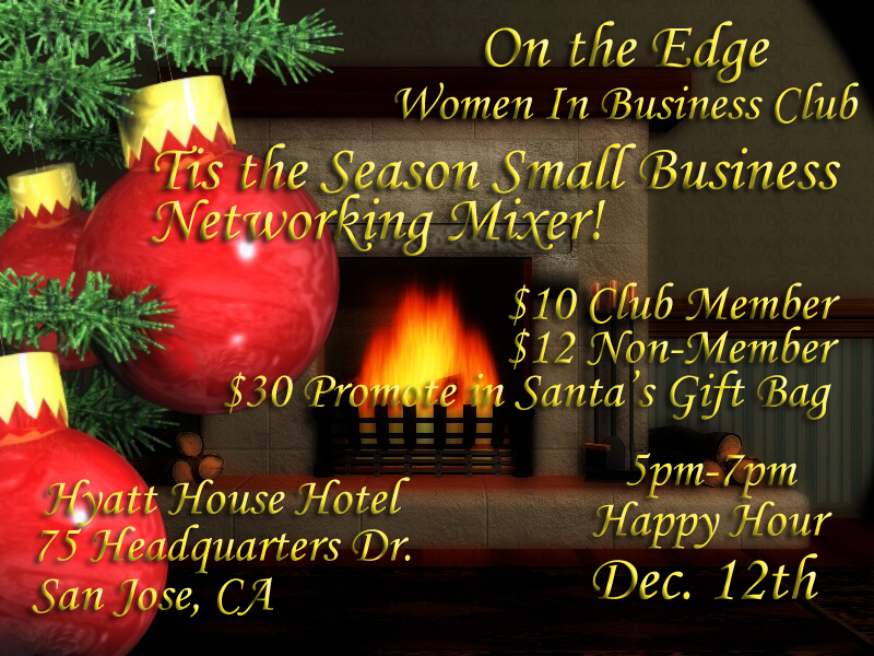 Tis the Season Small Business Networking Mixer Tickets, Tue, Dec 12 ...