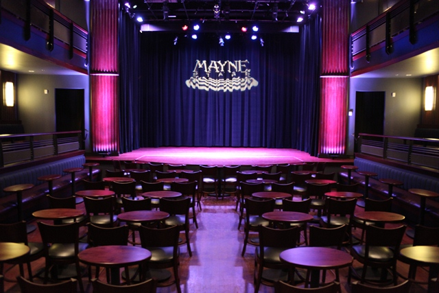 Mayne Stage - Rogers Park