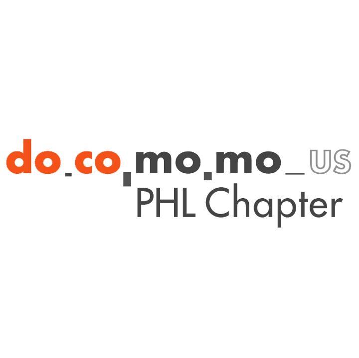 docomomo philadlephia logo