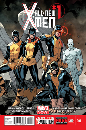 All New X Men