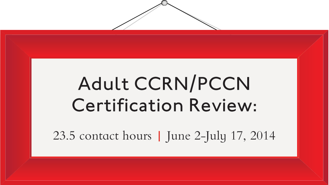 June 2nd CCRN Frame