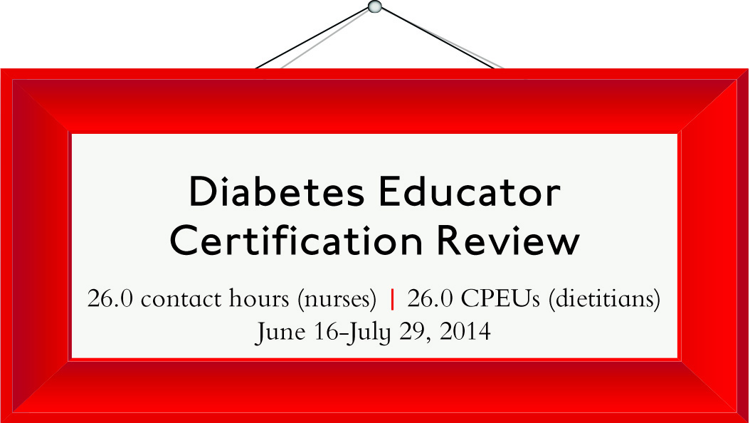 Diabetes Frame June