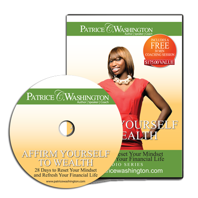 Affirm Yourself to Wealth Audio