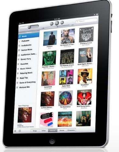 Apple iPad MB292LL/A Tablet (16GB, Wifi)