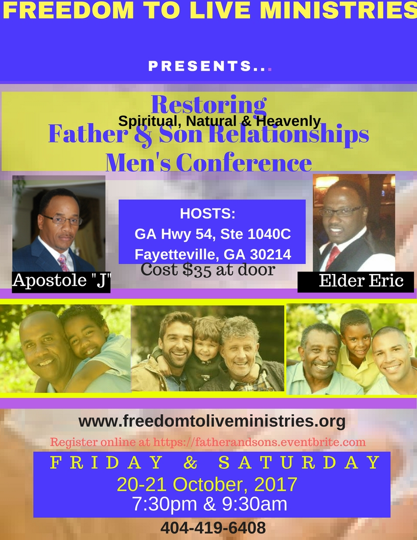 Restoring Father & Son Relationships