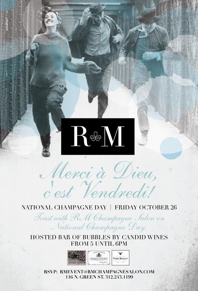 3rd Annual Champagneday 2012 Tickets Thu Oct 25 2012