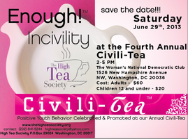 Fourth Annual Civili-Tea