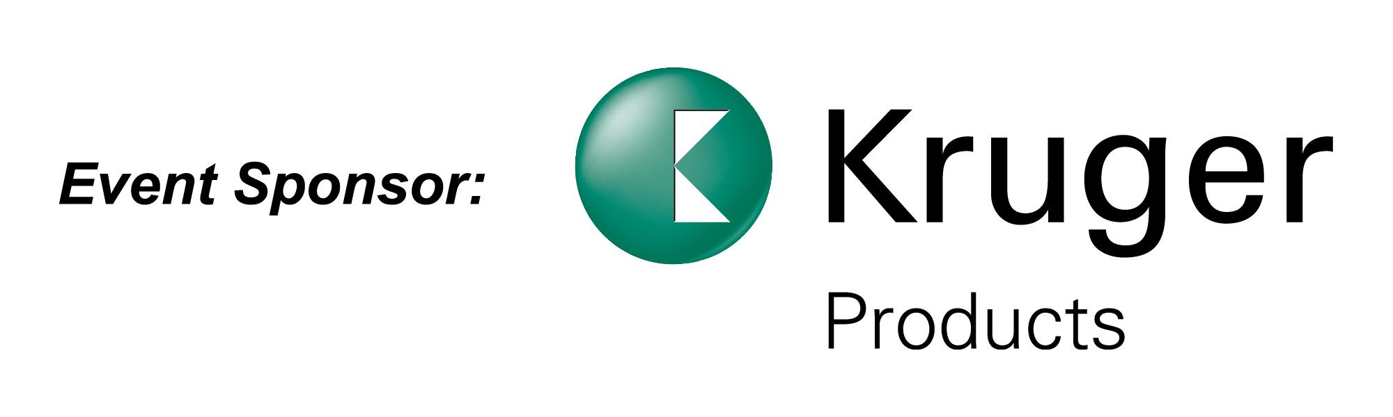 Kruger Event Sponsor