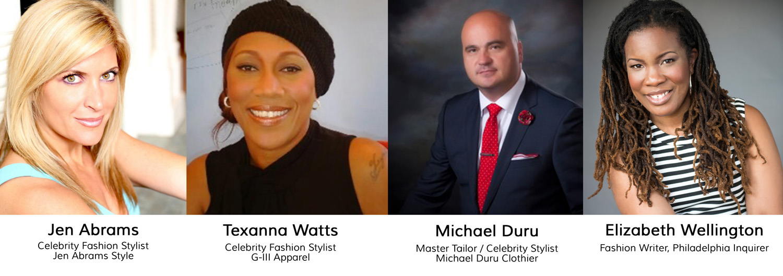 Celebrity Judges