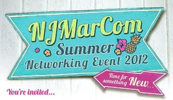 NJ MarCom Summer Networking Event 2012 - July 10  (Panel...