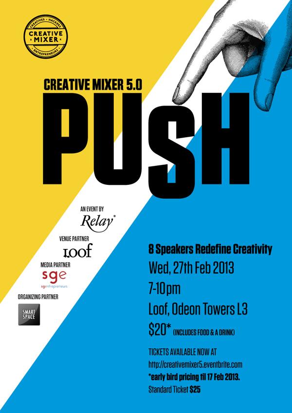 Creative Mixer 5.0: PUSH v3