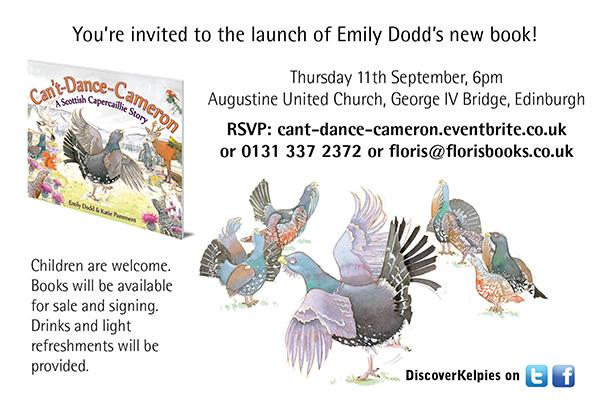 Can't-Dance-Cameron launch invitation