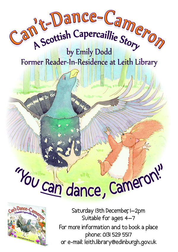 Can't-Dance-Cameron Leith Library