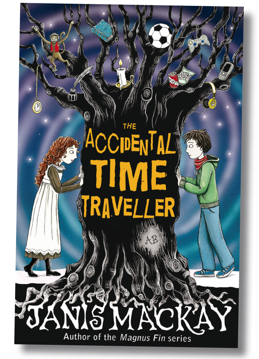 Accidental Time Traveller cover