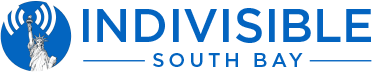 Indivisible South Bay logo