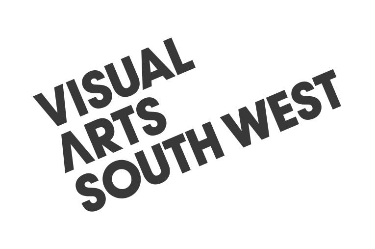 visual arts south west logo