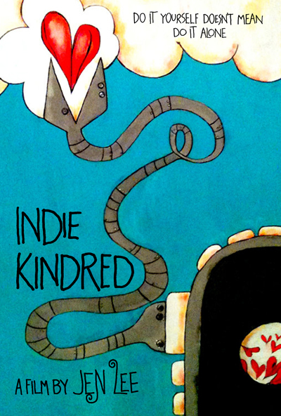 Indie Kindred documentary by Jen Lee