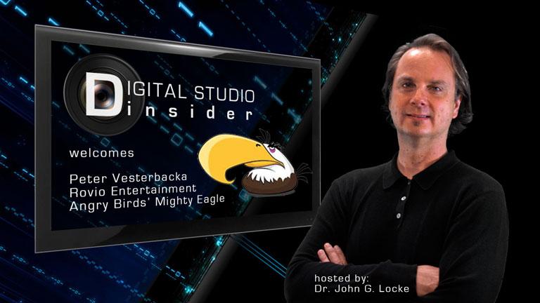 Dr. John G. Locke Welcomes Peter Vesterbacka @ Digital Studio Insider