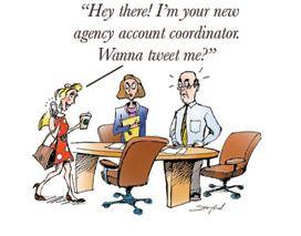 Agency Cartoon