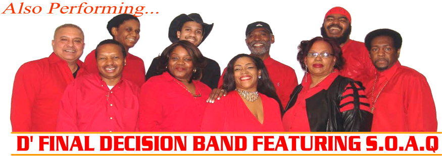D' FINAL DECISION BAND FEATURING S.O.A.Q