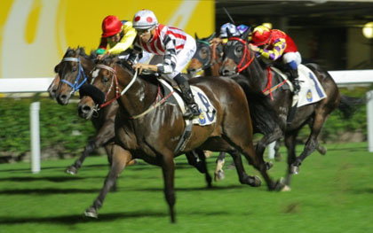 Fast Action with CSC and The HK Tipster !