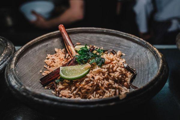 Waakye Rice