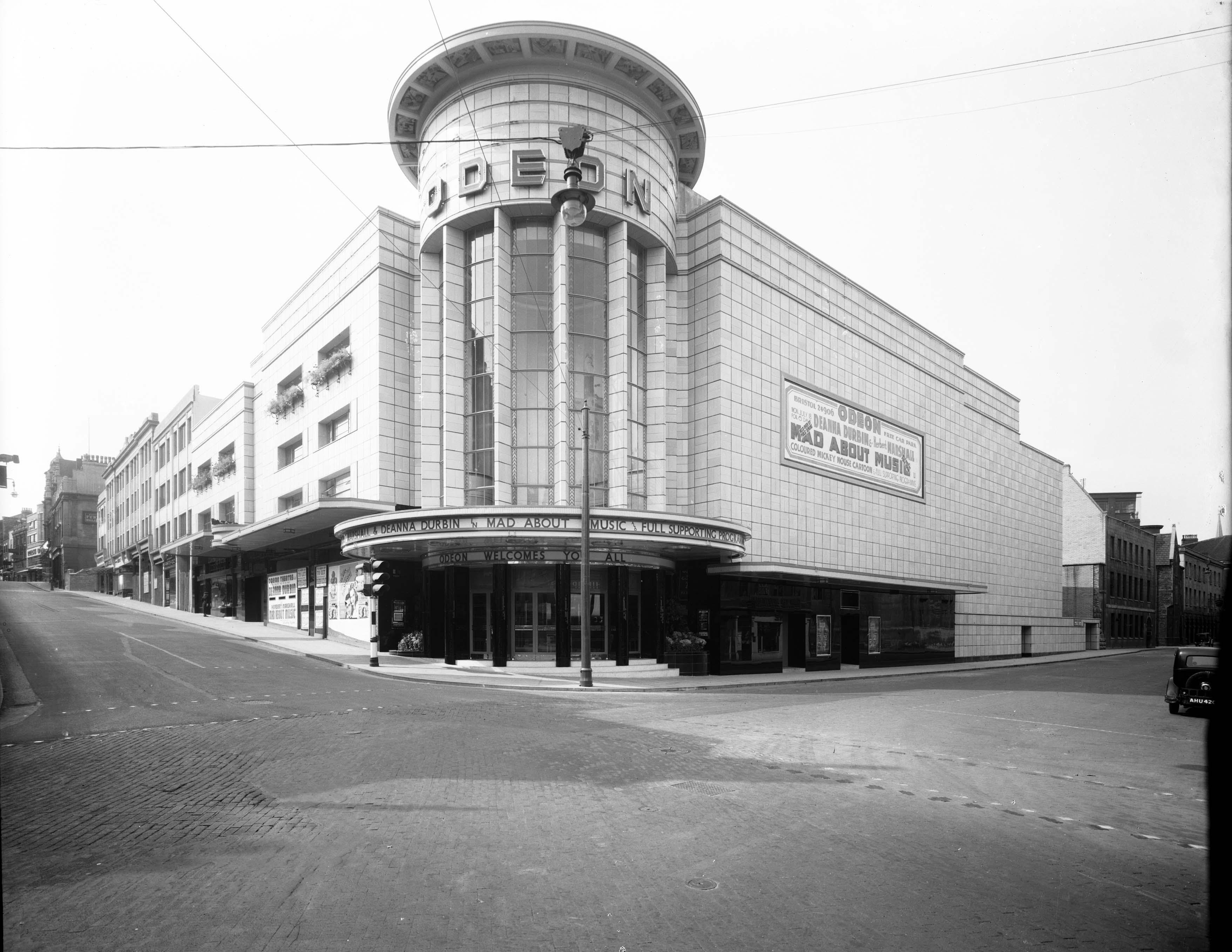 Odeon, Union Street 1938