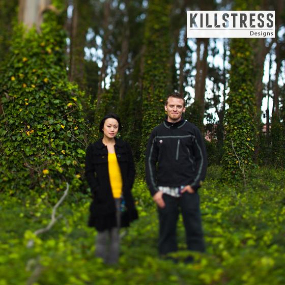 Killstress Design Tyler Smutz and Minglie Chen
