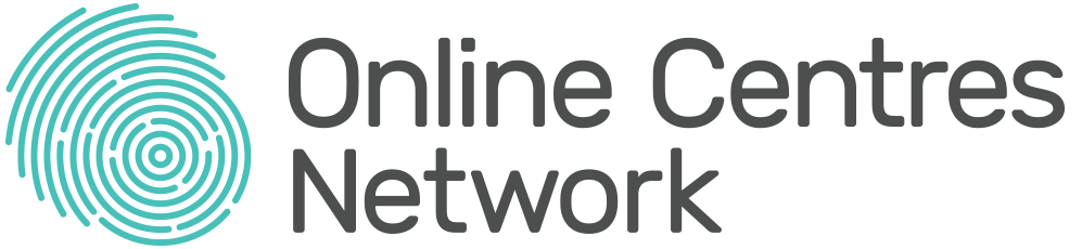 Online Centres Network logo.