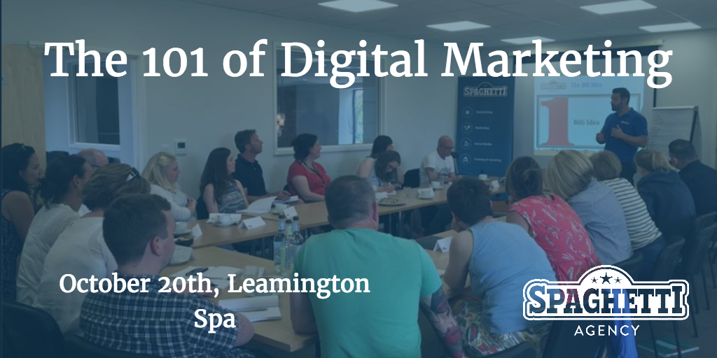 The 101 of Digital Marketing