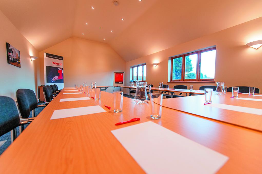 Training facilities in Leamington Spa