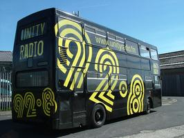 Unity Radio Bus Sessions